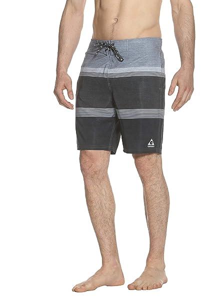 b1a0bb994a Gerry Ace Stretch Board Short/Swim Trunk Swimwear   Amazon.com