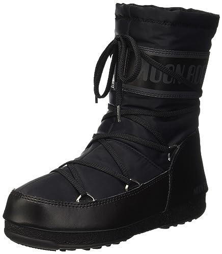 l'atteggiamento migliore bcae7 1b82a Moon Boot WE Soft Shade Mid, Stivali da Neve Ragazza