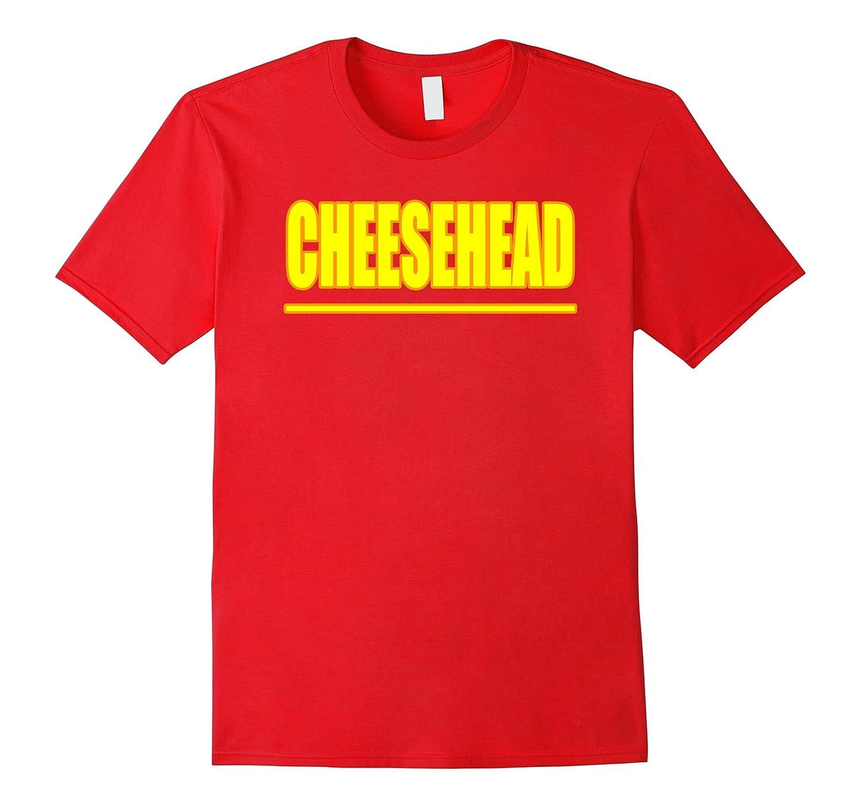 Cheesehead- Wisconsin Pride Life T-Shirt-Vaci