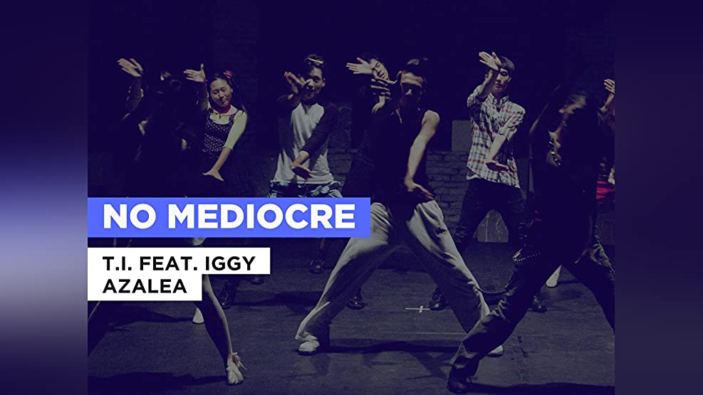 No Mediocre in the Style of T.I. feat. Iggy Azalea