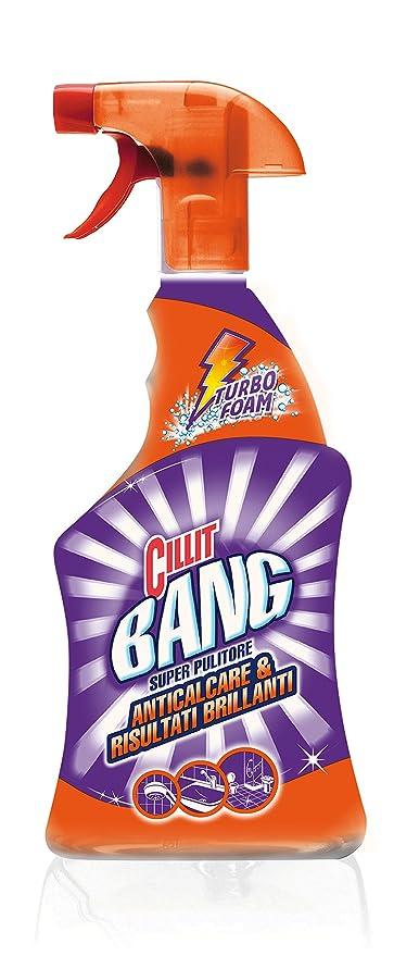 Cillit Bang - Antical con vaporizador, 750 ml