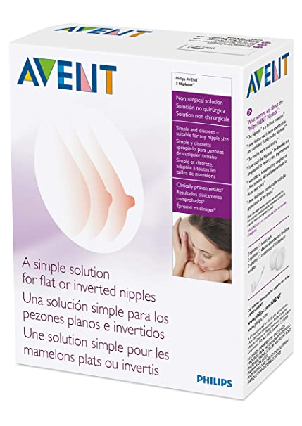 Amazon Philips Avent Twin Pack Nipplette Breast Nipple