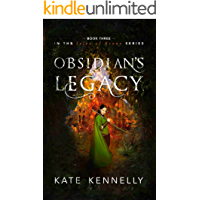Obsidian's Legacy (Isles of Stone Book 3)