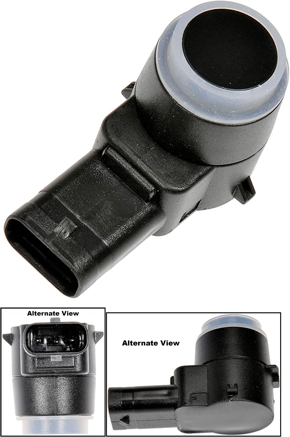 APDTY 795146 Parktronic Reverse Backup Park Aid Parking Assist PDC Sensor Fits Numerous Mercedes Benz Models; View Compatability Chart; Replaces 000 905 24 02, 0009052402, 2215420417, 221 542 04 17