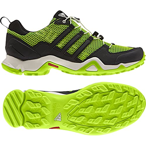Adidas Men's Terrex Swift R Hiking Sneaker Solar shoes