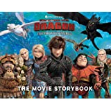 How to Train Your Dragon the Hidden World: The Movie Storybo