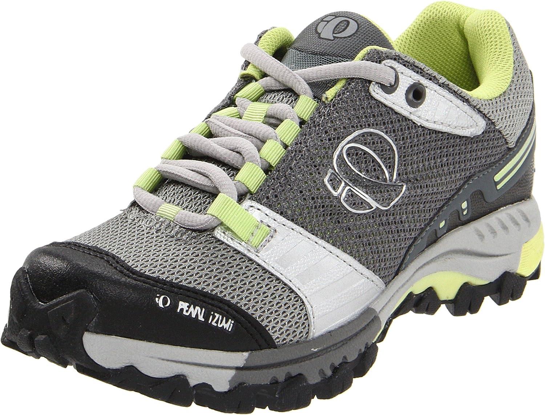 PEARL IZUMI Zapatillas Rennes Gris/Verde EU 36: Amazon.es: Zapatos ...