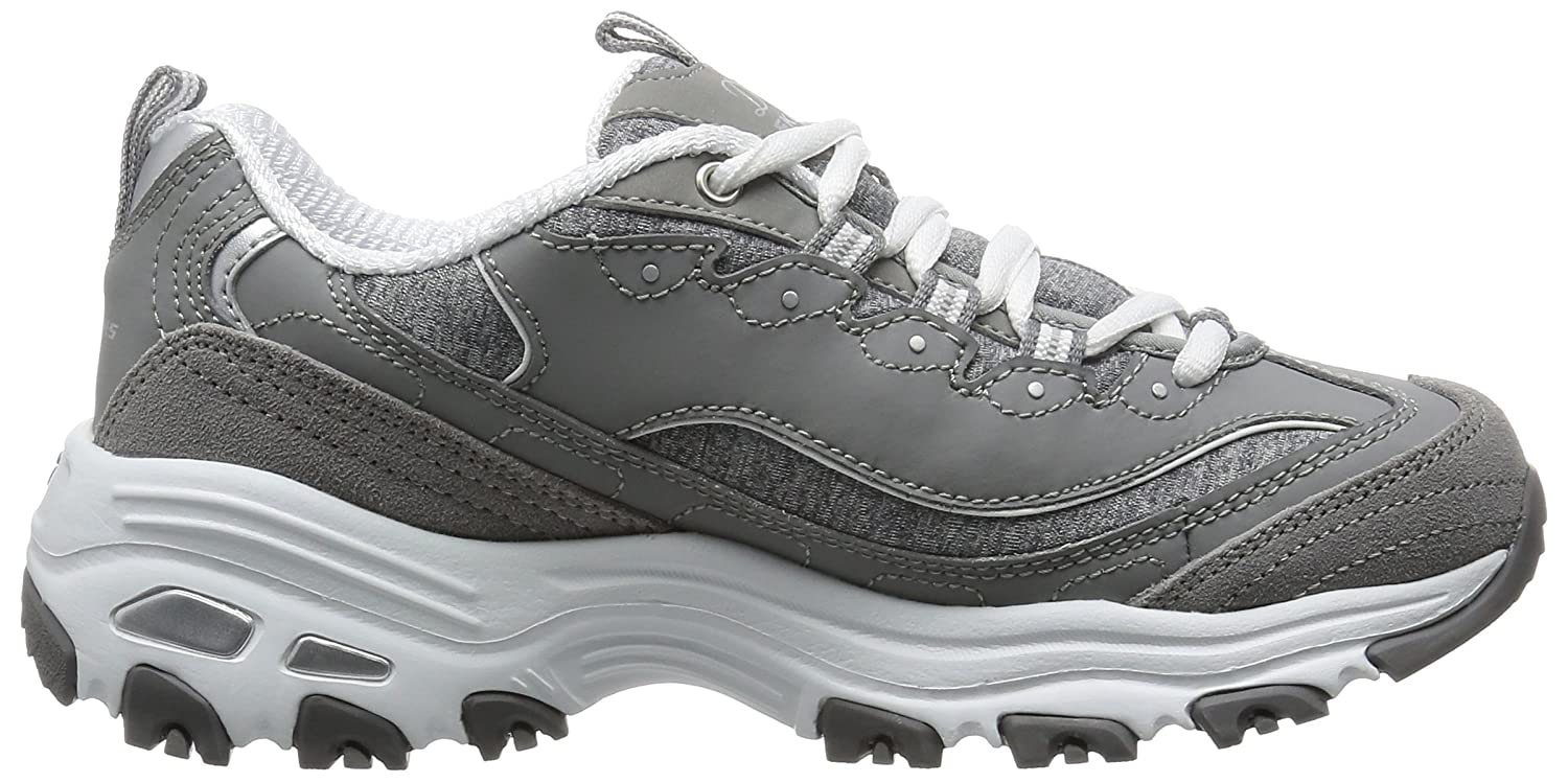 Skechers-D-039-Lites-Women-039-s-Casual-Lightweight-Fashion-Sneakers-Athletic-Shoes thumbnail 122