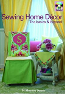 Simplicity Home Decorating Book: Step-by-Step Sewing Techniques ...