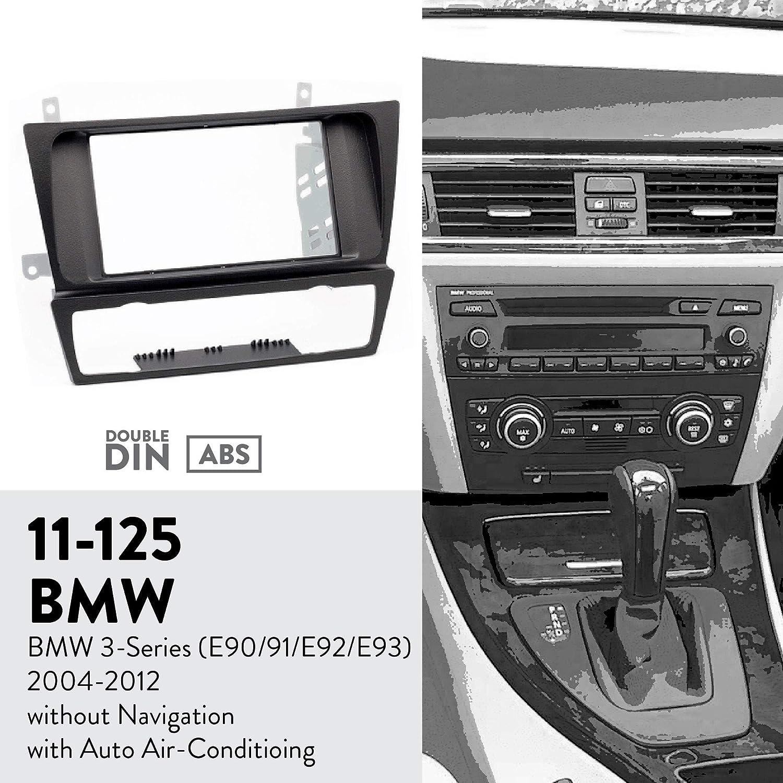 Amazon.com: UGAR 11-125 Trim Fascia Car Radio Installation