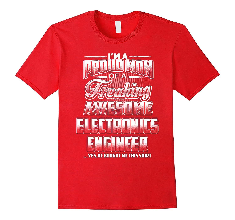 Electronics Engineer Mom T-shirt-BN
