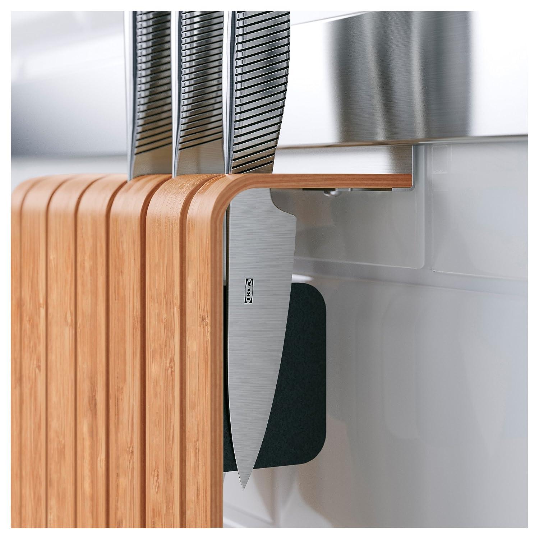 IKEA RIMFORSA - Cuchillo madera de bambú): Amazon.es: Hogar