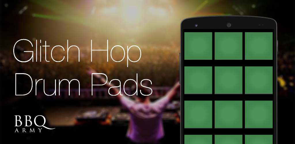 Amazon com: Glitch Drum Pads: Appstore for Android
