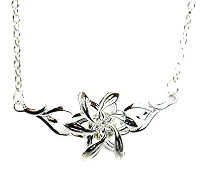 Elves queen galadriel silver flower pendant necklace lord of the elves queen galadriel silver flower pendant necklace lord of the rings the hobbit lotr inspired aloadofball Images