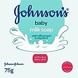 Johnson's Baby Milk Baby soap 75g
