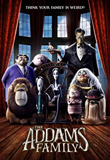 Book Cover: The Addams Family