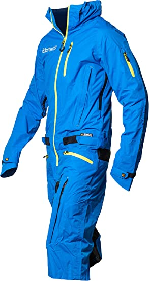 dirtlej dirtsuit Classic Edition Blue - Chándal Impermeable para ...