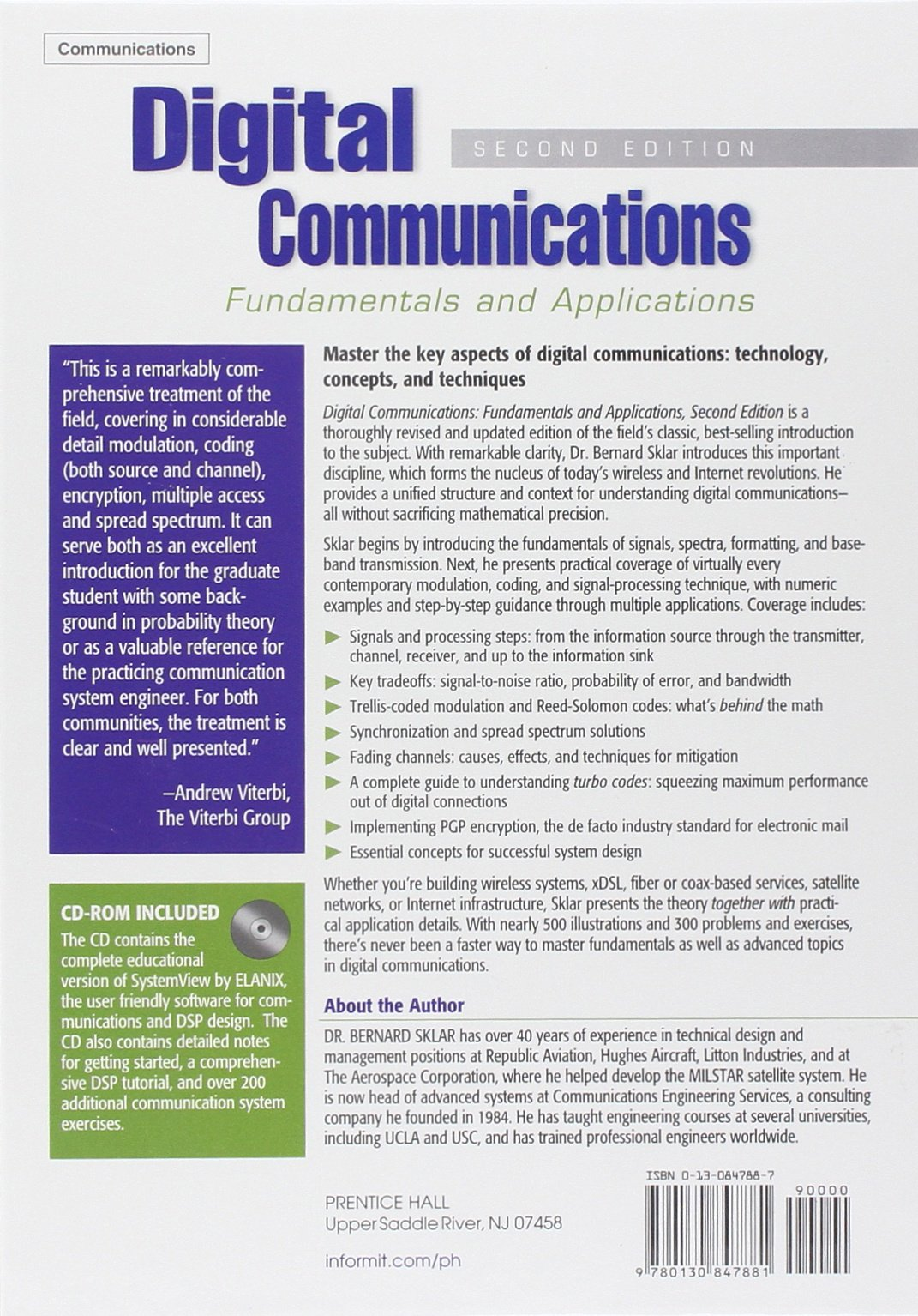 comunicaciones digitales bernard sklar