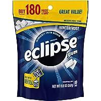Eclipse Winterfrost 180 Piece Sugarfree Gum Bag
