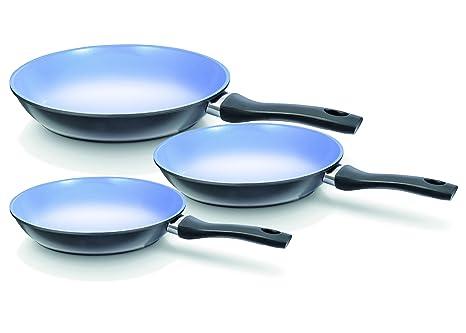 Fun & Kitchen Cocina Diversión 40077044 Magic Pan Juego de 3 ...