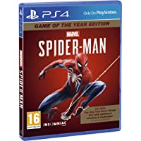 Marvels Spider Man Game Of The Year Edition (PS4) (PS4)