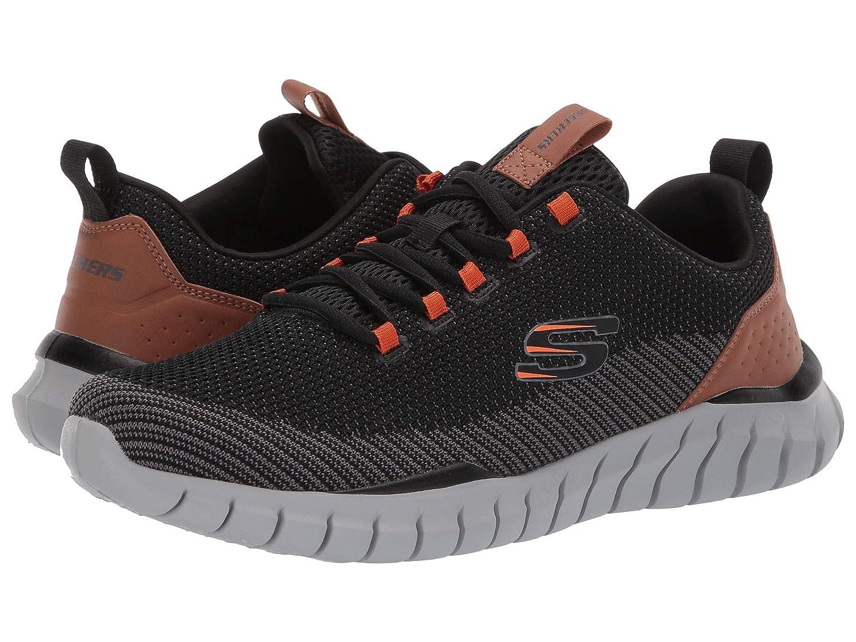【お買得!】 [スケッチャーズ] メンズスニーカーランニングシューズ靴 32.0 cm Overhaul Landhedge [並行輸入品] B07N8FPV6S ブラック cm 32.0 cm D 32.0 cm D ブラック, 激安先着:af92187b --- desata.paulsotomayor.net