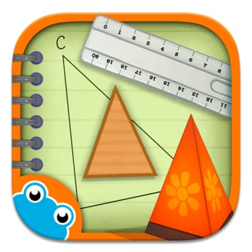 Amazon com: My Geometric Universe - Geometry game for kids