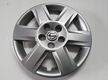 "Tapacubo embellecedor rueda Original Nissan Qashqai 2007, 16 ""Llanta"