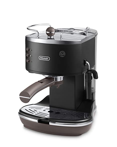 DeLonghi ECOV310.BK - Cafetera de goteo independiente 1,4 l, 1100 W, color negro mate
