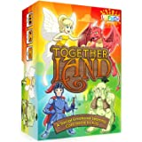 Togetherland Therapy Card Game for Kids - Develop Social Skills and Emotional Control - Perfect for Counselors Groups and Fam