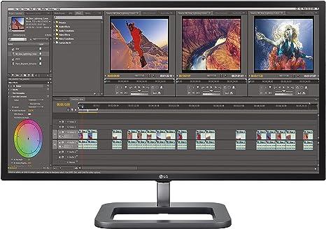 LG 31MU97Z-BU - Monitor UltraWide de 79 cm (31 pulgadas, 4K Ultra HD, IPS, 4096 x 2160 pixeles, 5 ms, 21:9, 320 cd/m2) Color Negro: Lg: Amazon.es: Informática