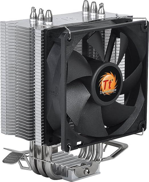 Amazon.com: Thermaltake CL-P049-AL09BL-A Contac 9 CPU Cooler ...