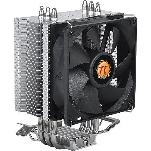 優れた冷却性能と静音性のサイドフロー型CPUクーラー Thermaltake Contac 9