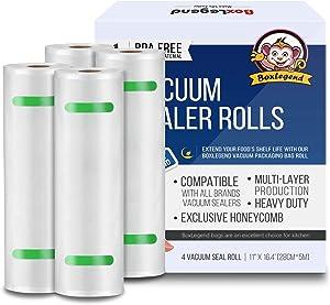 Vacuum Sealer Bags Rolls 11