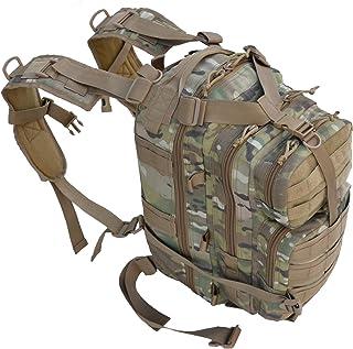 Explorer Sacs B3Tactique, Mixte, B3 Tactical Mossy Oak Explorer Bags B3-MO
