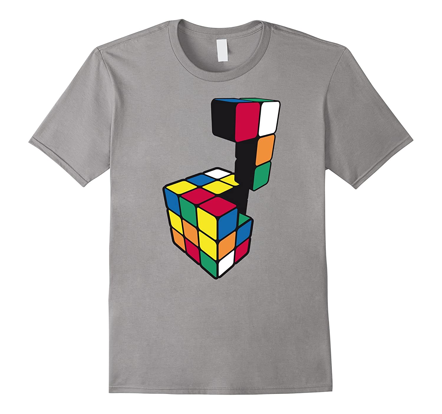 80s Rad Puzzle Cube - Nerdy Eighties Gaming Shirt Funny-TH
