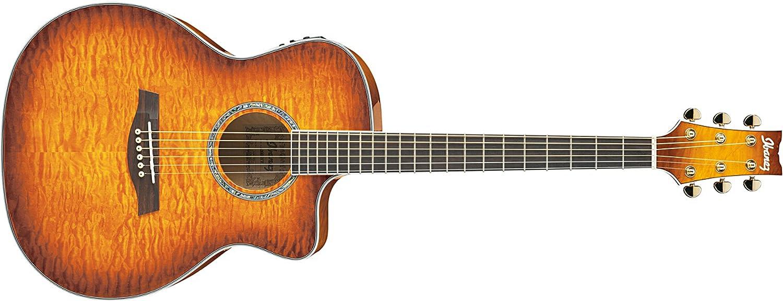 Ibanez A300E-VV - Guitarra electroacústica: Amazon.es ...