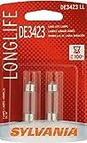 Osram Sylvania DE3423 Long Life Miniature Bulb (Contains 2 Bulbs)
