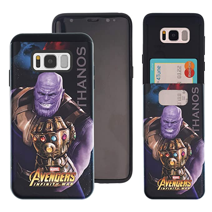 Amazon.com: Galaxy S7 Edge Case Marvel Avengers Infinity War ...