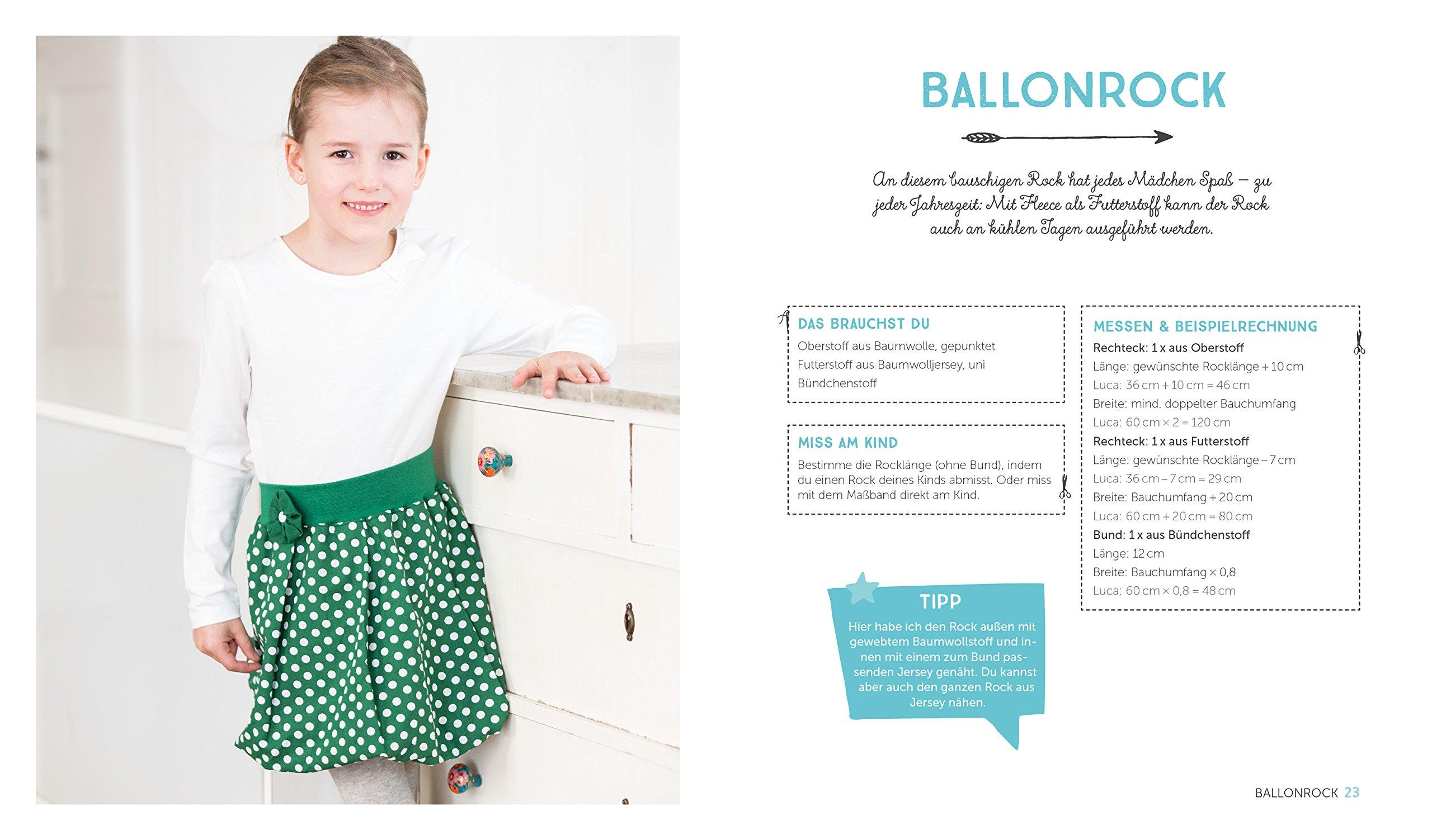 Kinderkleidung Nahen Ohne Schnittmuster Kurze Und Lange Hosen Tops