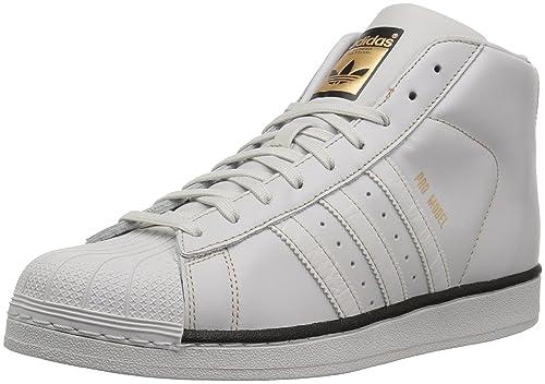 brand new bfc0c aaab2 adidas Promodel, Zapatillas Altas para Hombre  MainApps  Amazon.es  Zapatos  y complementos