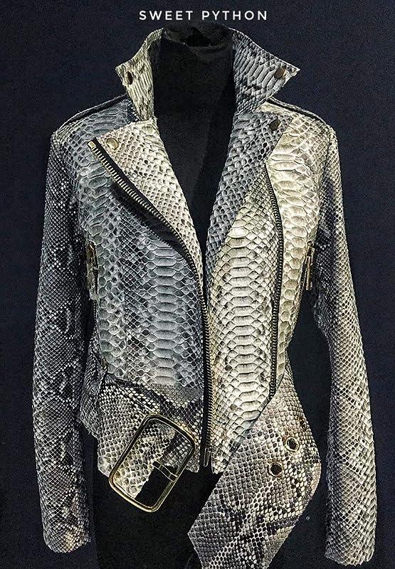 100/% genuine python skin tie all by hand