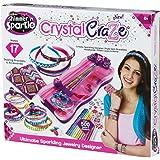 ColorBaby - Estuche para crear pulseras, diademas y fundas móvil de gemas de cristal (44090)