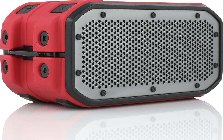 Braven BRV1MBBB BRV-1M Series Waterproof Bluetooth Speaker, Black Erikson Consumer Multimedia (A division of JAM Industries)
