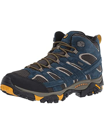 d8913ce9020 Merrell Men s Moab 2 Mid Waterproof Hiking Boot