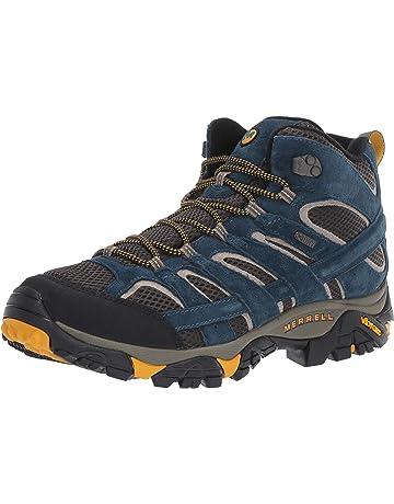 6801664d86f Merrell Men s Moab 2 Mid Waterproof Hiking Boot