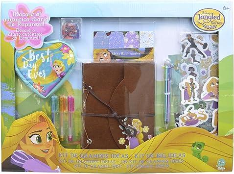 Disney Princesas Kit de Grandes Ideas: Tangled (Cife Spain 41348): Amazon.es: Juguetes y juegos