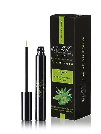 b34abe36d75 Eyelash serum & Eyebrow serum 8 ml. with ALOE VERA | Without  PROSTAGLANDINES | Eyelash