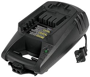 SKIL SC118 1 Hour Charger for 18V Slide Pack Battery Models SB18A, SB18B