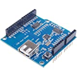 LM YN USB Host Shield for Arduino UNO MEGA 2560 1280 Support Google Android ADK USB HUB
